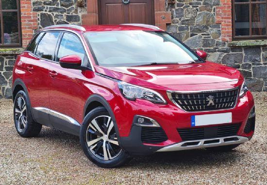 Peugeot 3008 1.2 130HP ALLURE AUTO