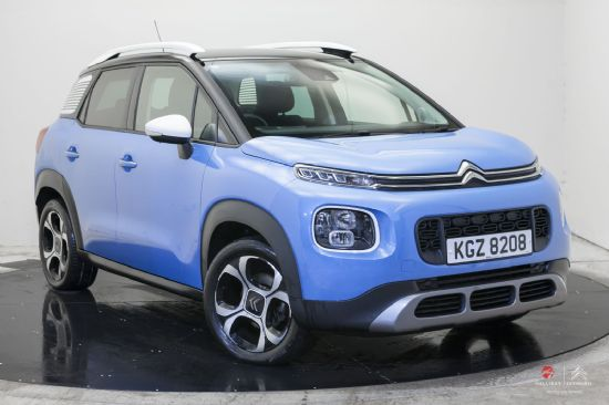 Citroen C3 AIRCROSS FLAIR AUTO **10% DEPOSIT £186 PER MONTH**
