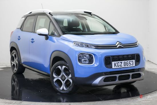 Citroen C3 Aircross 1.2 110hp Flair Auto **PCP £209 Deposit £209 Per Month**