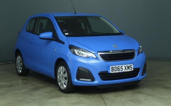 Peugeot 108 ACTIVE *FREE DELIVERY UK WIDE*
