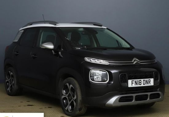 Citroen C3 AIRCROSS 1.6BHDI FLAIR **PCP FROM £209 DEPOSIT £209 PER MONTH**