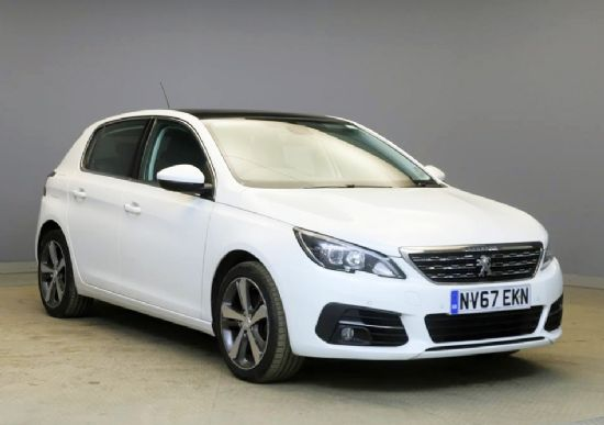 Peugeot 308 ALLURE S/S **DUE IN/ PCP FROM £169 DEPOSIT £169 PER MONTH**