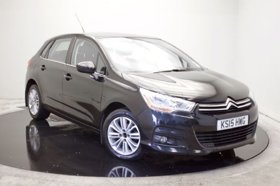 Citroen C4 VTR+ HDI **PCP Special From £142 Deposit £142 Per Month**