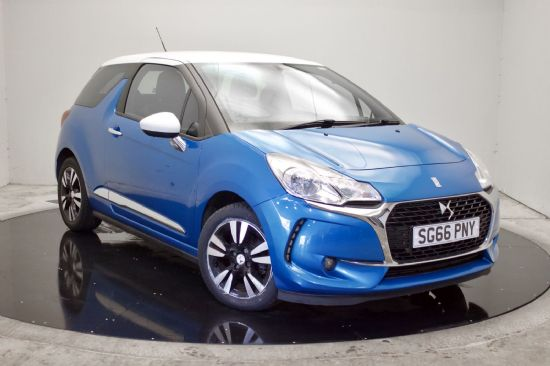 DS3 1.6BHDI Elegance **PCP Special from £148 Deposit £148 Per Month**
