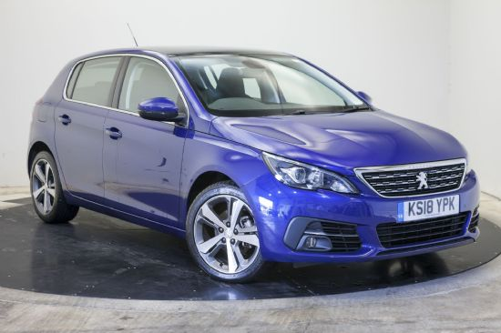 Peugeot 308 ALLURE BLUEHDI S/S **PCP Special from £219 Deposit £219 Per Month**