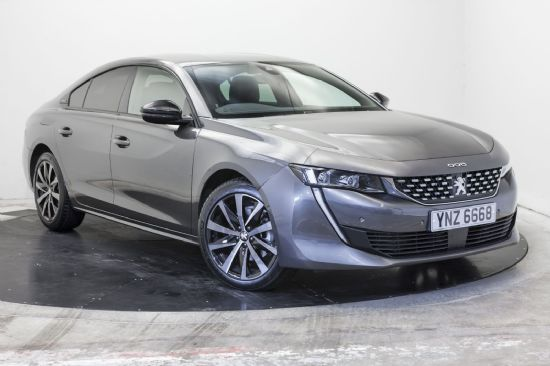 Peugeot 508 FASTBACK GT LINE BLUEHDI S/S