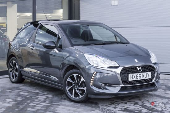 DS3 1.6BHDI Elegance **PCP Special from £146 Deposit £146 Per Month**