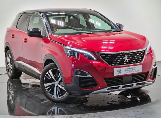 Peugeot 3008 GT LINE S/S **PCP FROM 10% DEPOSIT £225 PER MONTH**