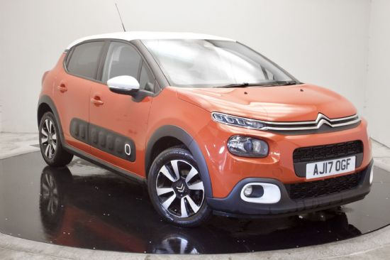 Citroen C3 FLAIR BLUEHDI S/S **PCP Special From £170 Deposit £170 Per Month**