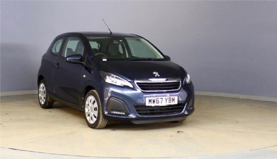 Peugeot 108 ACTIVE **PCP Special from £119 Deposit £119 Per Month**