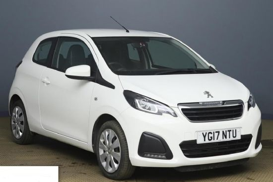 Peugeot 108 ACTIVE **PCP FROM £99 DEPOSIT £99 PER MONTH**