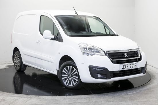 Peugeot PARTNER PROFESSION L1 BLUE HDI
