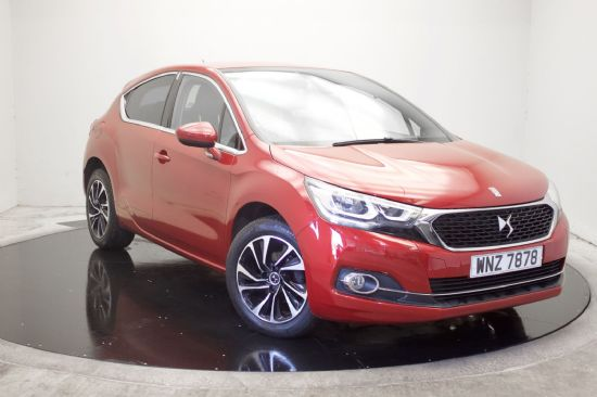 DS DS4 ELEGANCE BLUEHDI S/S **PCP Special from £189 Deposit £189 Per Month**