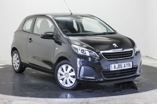 Peugeot 108 ACTIVE **PCP Special from £89 Deposit £89 Per Month**