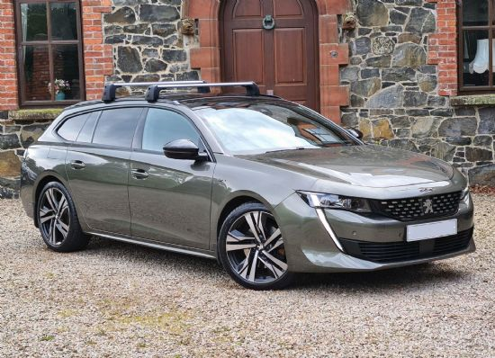 Peugeot 508 FIRST ED SW BLUEHDI S/S **£2999 DEPOSIT £399 PER MONTH**