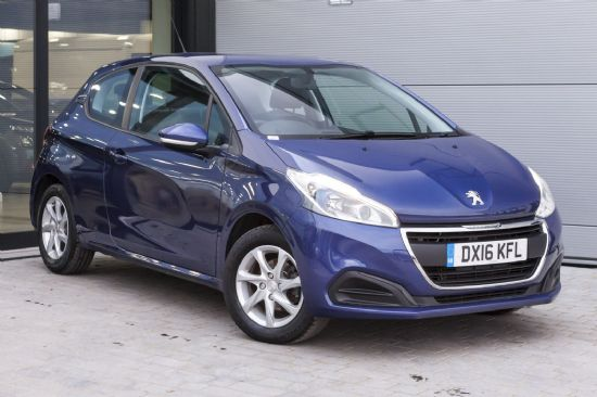 Peugeot 208 ACTIVE **PCP Special from £119 Deposit £119 Per Month**