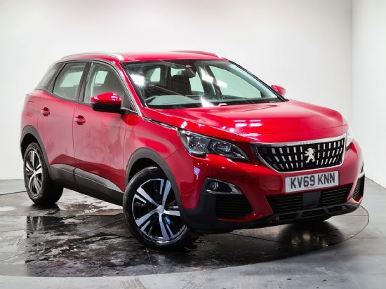 Peugeot 3008 ACTIVE BLUEHDI S/S **PCP FROM £249 DEPOSIT £249 PER MONTH**