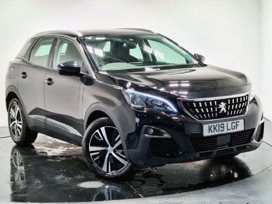 Peugeot 3008 ACTIVE BLUEHDI **PCP FROM £249 DEPOSIT £249 PER MONTH**