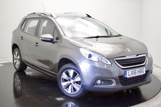 Peugeot 2008 ACTIVE BLUE HDI **£159 Deposit £159 PER MONTH**