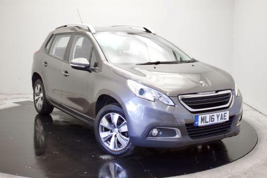 Peugeot 2008 ACTIVE PURE TECH **£149 DEPOSIT £149 PER MONTH**