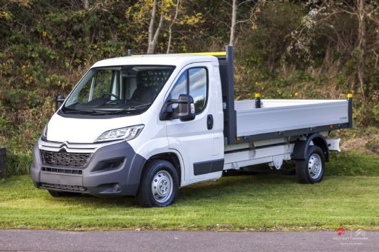 Citroen RELAY  DROPSIDE L3 *TOWBAR* **£11K SAVING ON RRP**