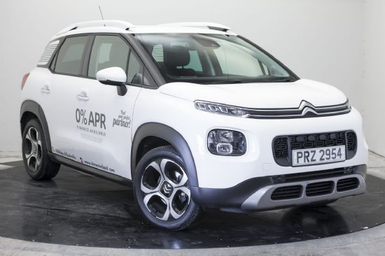 Citroen C3 AIRCROSS FLAIR AUTO **4.9% APR SPECIAL FROM £289 PER MONTH**