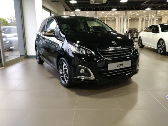Peugeot 108 COLLECTION **PCP FROM £499 DEPOSIT £199 PER MONTH**