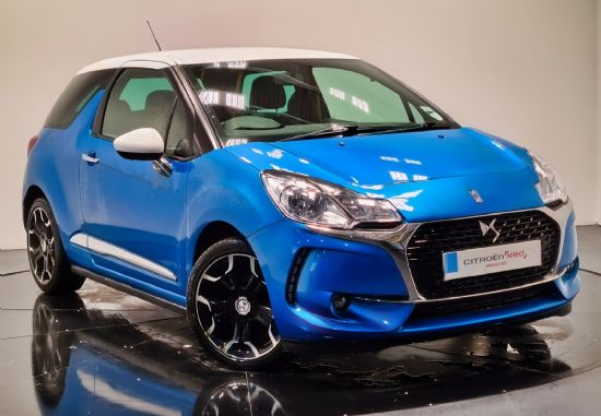 DS3 1.6BHDI 100 ELEGANCE **PCP FROM £129 DEPOSIT £129 PER MONTH**