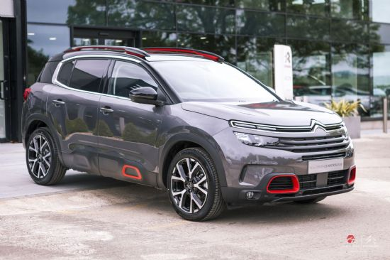 C5 Aircross SUV 1.5L BlueHDi 130bhp Manual Flair