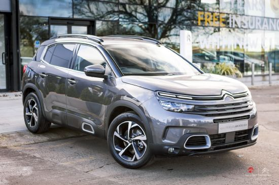C5 Aircross SUV 1.5L BlueHDi 130bhp EAT8 Auto Flair