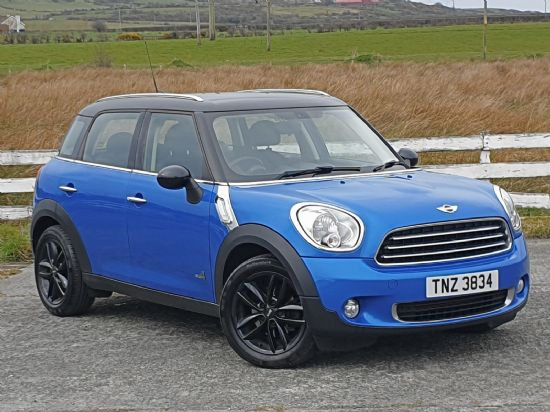Mini COUNTRYMAN COOPER D ALL4 **£159 DEPOSIT £159 PER MONTH**