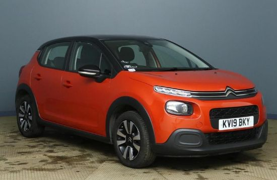 Citroen C3 1.2 Feel **PCP SPECIAL FROM £145 DEPOSIT £145 PER MONTH**