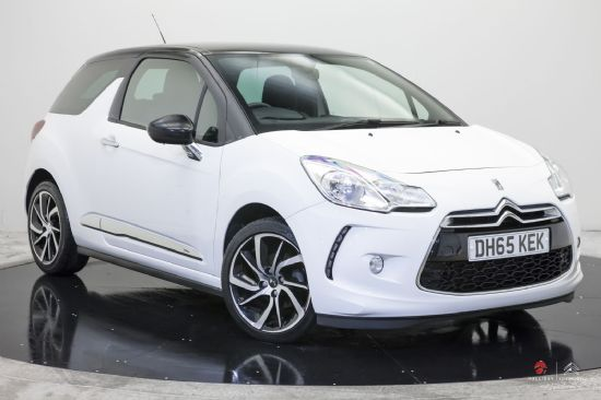 DS3 1.2 110hp DStyle Nav **PCP Special from £147 Deposit £147 Per Month**