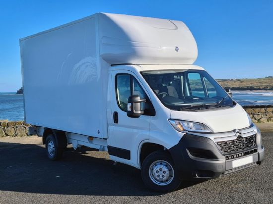Relay L4 165hp Luton Body **BRAND NEW/ SAVE £10,590 ON RRP**