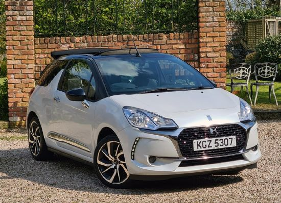 DS DS3 BHDI CONNECTED CHIC **PCP FROM £179 DEPOSIT £179 PER MONTH**