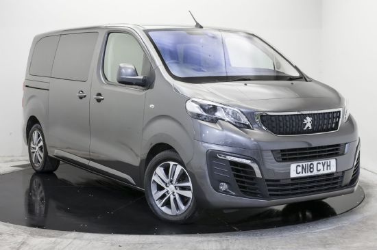 Peugeot TRAVELLER ALLURE STAND BLUEHDI **PCP Special 10% deposit £349**