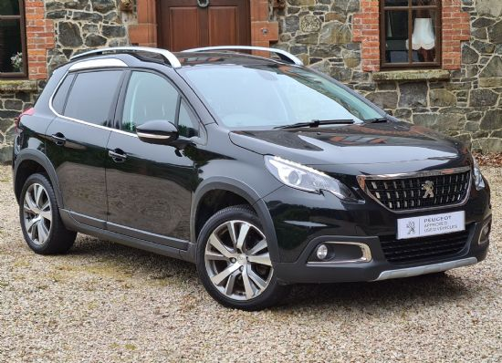 Peugeot 2008 1.2 110HP ALLURE S/S **PCP FROM £179 DEPOSIT £179 PER MONTH**