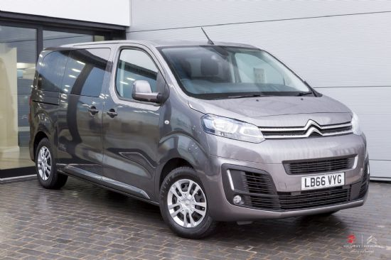 Spacetourer 1.6 BlueHDi 115bhp 6Spd 9 SEATER Business Medium Wheelbase *FREE DELIVERY UK WIDE*