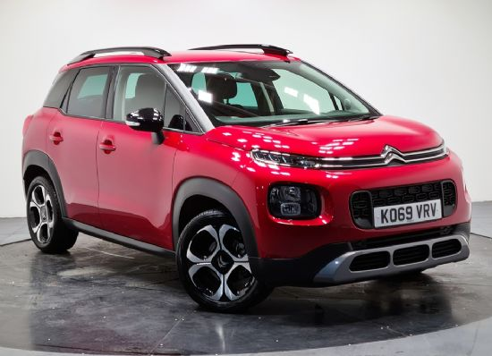 Citroen C3 AIRCROSS 1.2 110HP FLAIR **PCP FROM 10% DEPOSIT £205 PER MONTH**