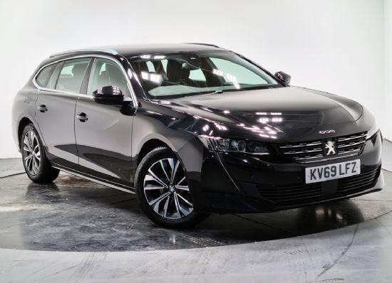 Peugeot 508 1.5BHDI ALLURE SW **PCP FROM £499 DEPOSIT/ £276 PER MONTH**