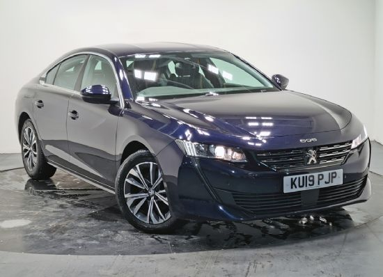 Peugeot 508 1.5BHDI ALLURE AUTO **PCP FROM £499 DEPOSIT £259 PER MONTH**