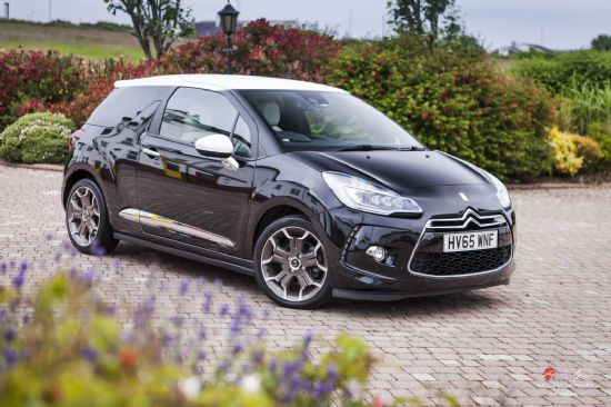 DS3 ULTRA PRESTIGE THP S/S **PCP Special £189 Deposit £189 per month**
