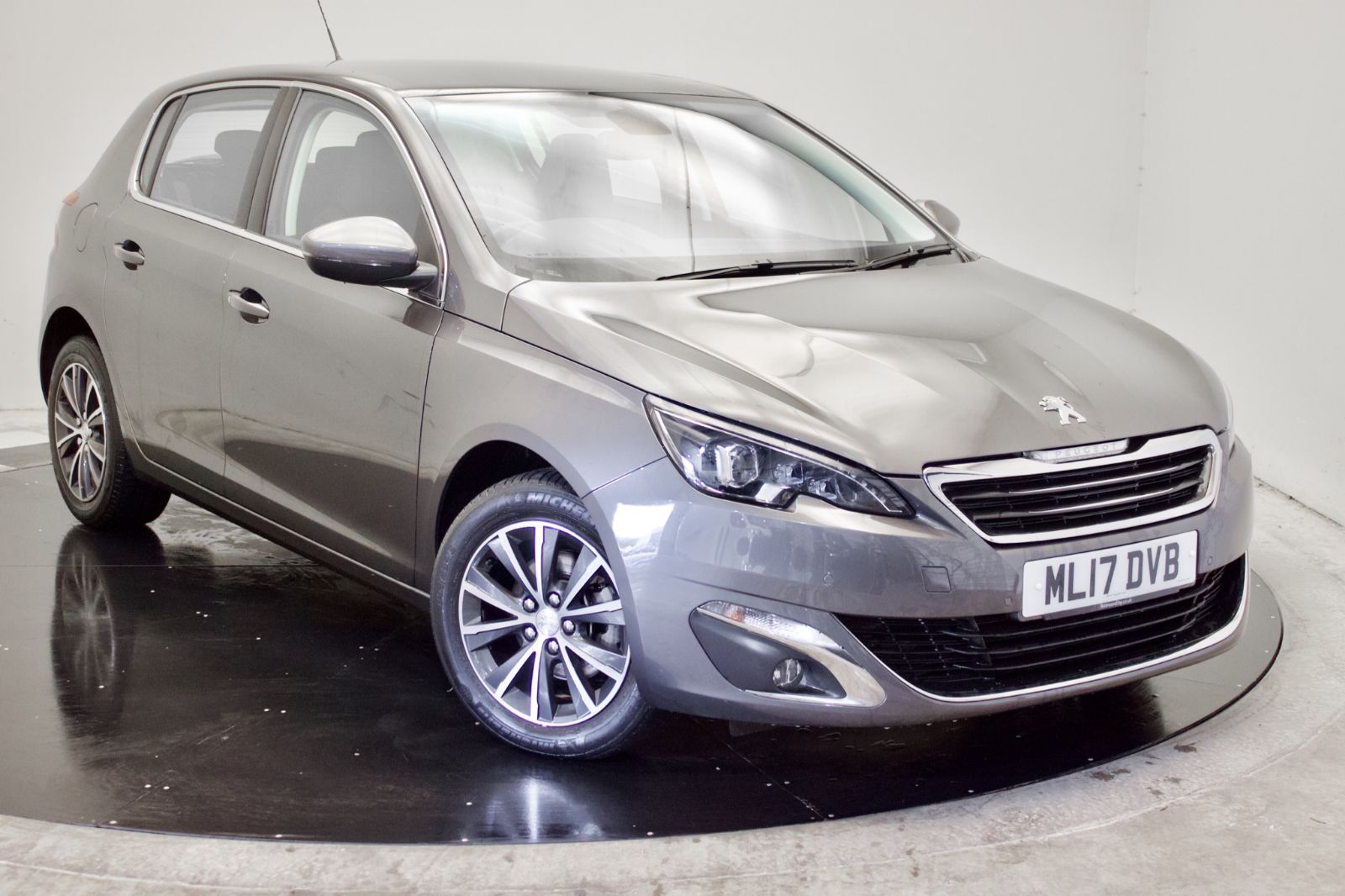 Peugeot 308 ALLURE HDI BLUE S/S **PCP Special From £189 Deposit £189 Per Month**