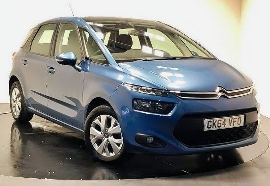 Citroen C4 PICASSO VTR + HDI **£140 DEPOSIT £140 PER MONTH**