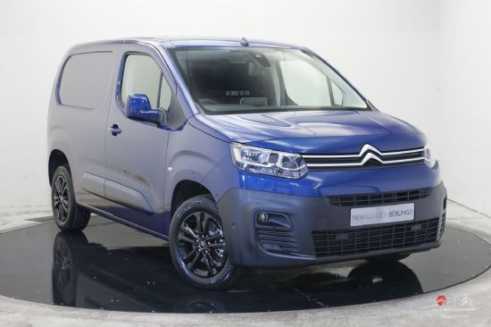 Berlingo 1.5L BlueHDi 100bhp Driver Manual