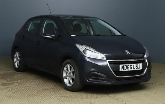 Peugeot 208 ACTIVE **PCP FROM £139 DEPOSIT £139 PER MONTH**