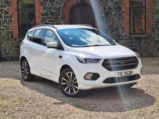 Ford KUGA 2.0TDCI 150HP ST-LINE **PCP FROM £2999 DEPOSIT £329 PER MONTH**