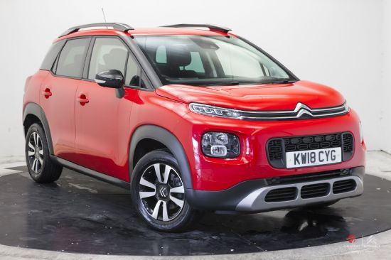C3 Aircross 1.2 110hp Feel **PCP Special from £164 Deposit £164 Per Month**
