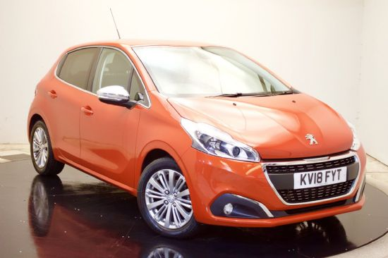 Peugeot 208 ALLURE **PCP Special From £159 Deposit £159 Per Month**