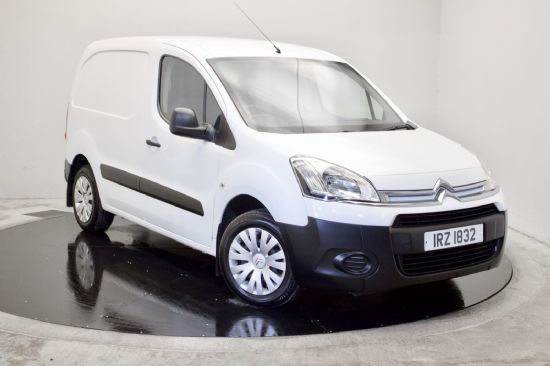 Citroen BERLINGO 625 ENTERPRISE HDI